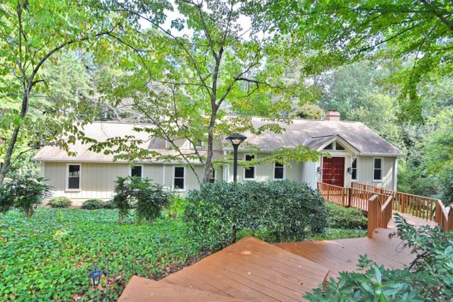 8110 Winged Foot Drive Drive, Sandy Springs, GA 30350 (MLS #6076130) :: Good Living Real Estate