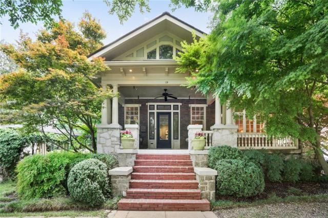 119 Peachtree Circle NE, Atlanta, GA 30309 (MLS #6076167) :: The Cowan Connection Team