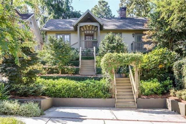 635 Cooledge Avenue NE, Atlanta, GA 30306 (MLS #6076292) :: The Cowan Connection Team