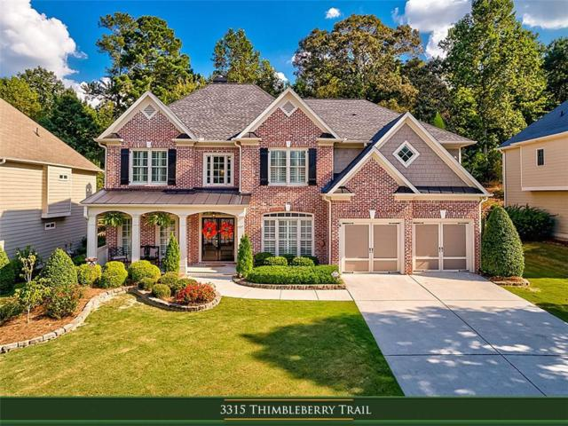 3315 Thimbleberry Trail, Dacula, GA 30019 (MLS #6076329) :: The Russell Group