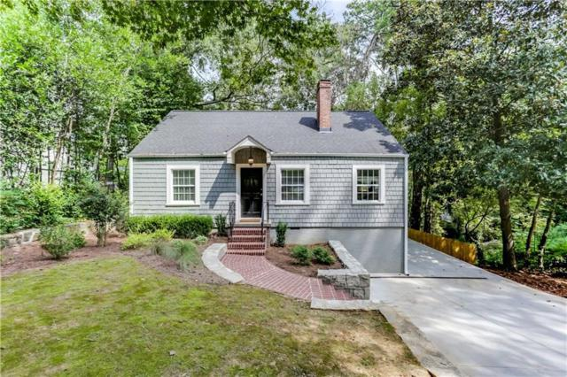 2129 Howell Mill Road NW, Atlanta, GA 30318 (MLS #6076338) :: The Russell Group