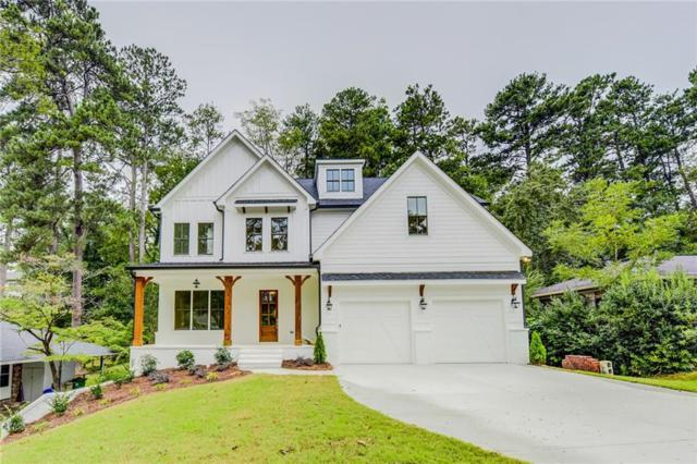 2250 Fairway Circle NE, Brookhaven, GA 30319 (MLS #6076372) :: The Bolt Group