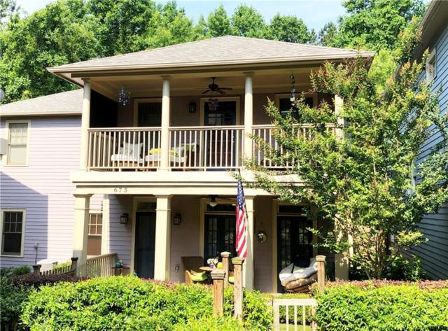 675 Holcomb Bridge Road, Norcross, GA 30071 (MLS #6076379) :: The Holly Purcell Group