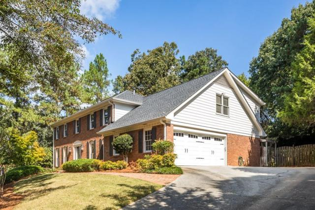 1730 Durrett Cove, Dunwoody, GA 30338 (MLS #6076403) :: The Zac Team @ RE/MAX Metro Atlanta