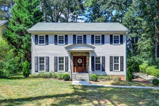 4110 Ashentree Drive, Brookhaven, GA 30341 (MLS #6076459) :: The Cowan Connection Team