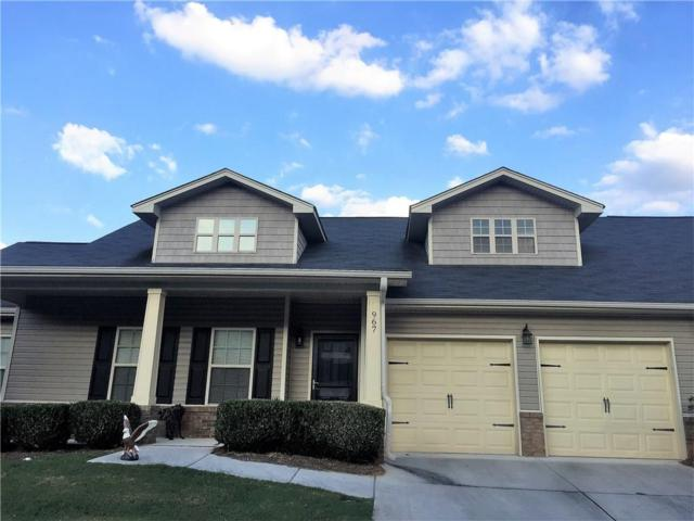 967 Verlander Trail, Mableton, GA 30126 (MLS #6076592) :: The Cowan Connection Team