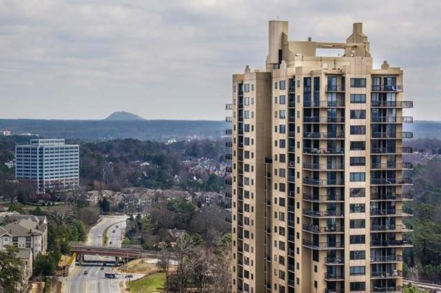 3481 Lakeside Drive NE #1705, Atlanta, GA 30326 (MLS #6076608) :: The Zac Team @ RE/MAX Metro Atlanta