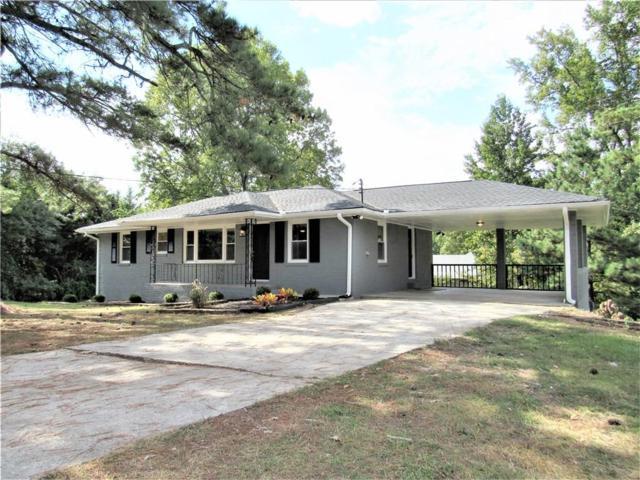 6196 Pisgah Road SW, Mableton, GA 30126 (MLS #6076815) :: North Atlanta Home Team