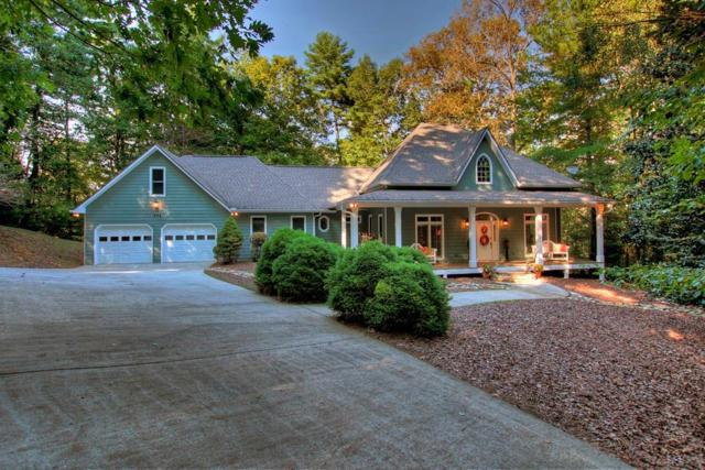 375 Whitewater Run, Ellijay, GA 30536 (MLS #6076901) :: RE/MAX Paramount Properties