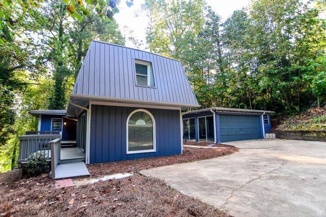 240 Chappell Road, Dawsonville, GA 30534 (MLS #6077146) :: North Atlanta Home Team