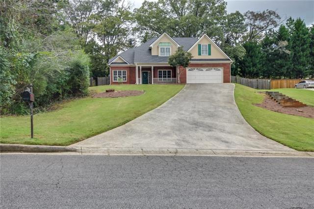 1510 Fallen Leaf Drive SW, Marietta, GA 30064 (MLS #6077219) :: RE/MAX Paramount Properties