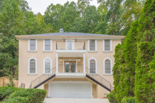 13 Wieuca Trace NE, Atlanta, GA 30342 (MLS #6077380) :: The Cowan Connection Team