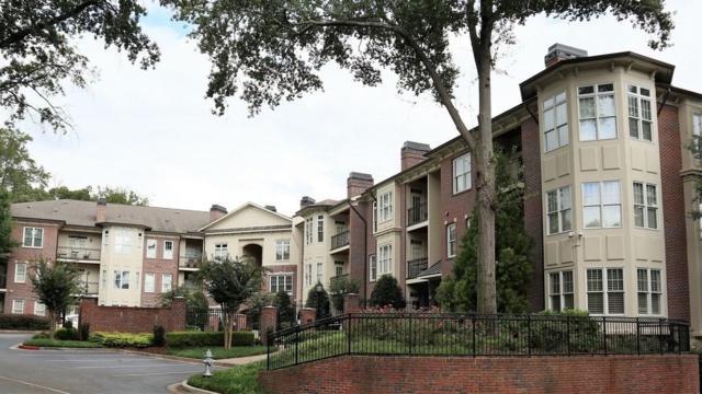 825 Highland Lane NE #1313, Atlanta, GA 30306 (MLS #6077527) :: The North Georgia Group