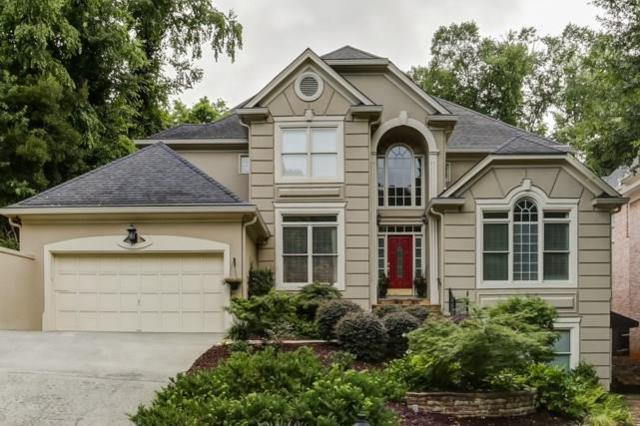 4591 Chattahoochee Court SE, Marietta, GA 30067 (MLS #6077536) :: The Zac Team @ RE/MAX Metro Atlanta