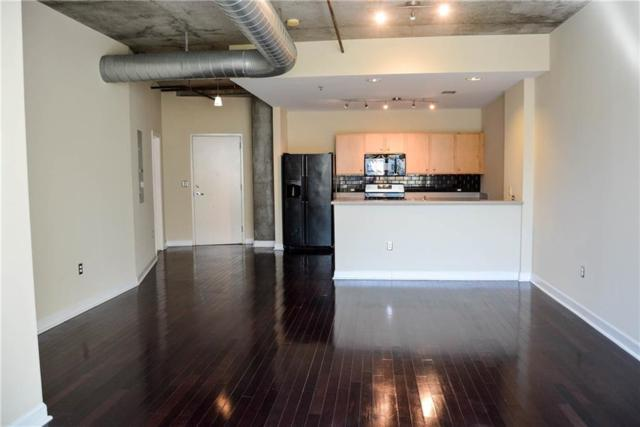 115 W Peachtree Place NW #519, Atlanta, GA 30313 (MLS #6077599) :: The Zac Team @ RE/MAX Metro Atlanta