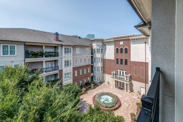 3635 E Paces Circle NE #1417, Atlanta, GA 30326 (MLS #6077603) :: The North Georgia Group