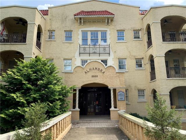 2855 Peachtree Road NE #105, Atlanta, GA 30305 (MLS #6077653) :: Team Schultz Properties