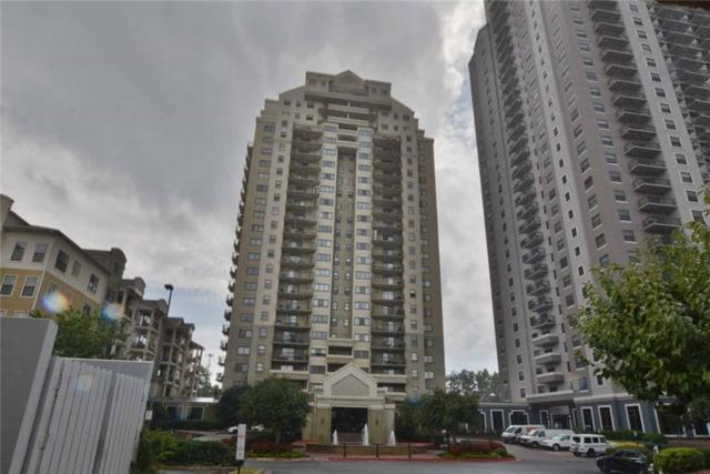 795 Hammond Drive #1613, Atlanta, GA 30328 (MLS #6077676) :: Good Living Real Estate