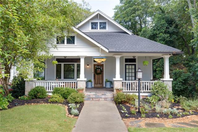 802 Boulevard SE, Atlanta, GA 30312 (MLS #6077707) :: The Zac Team @ RE/MAX Metro Atlanta