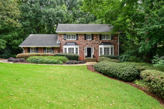 3907 Brenton Way NE, Brookhaven, GA 30319 (MLS #6077886) :: The Zac Team @ RE/MAX Metro Atlanta