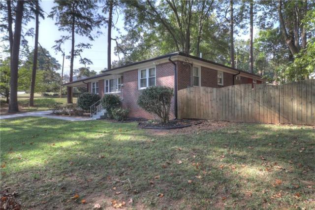 1835 Buckeye Street SW, Atlanta, GA 30310 (MLS #6077942) :: Kennesaw Life Real Estate