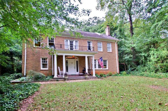 1295 N Decatur Road NE, Atlanta, GA 30306 (MLS #6077968) :: The Russell Group