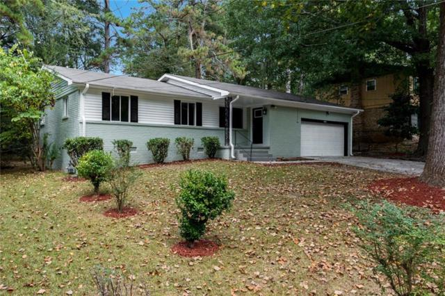 4010 Northstrand Drive, Decatur, GA 30035 (MLS #6077975) :: The Cowan Connection Team