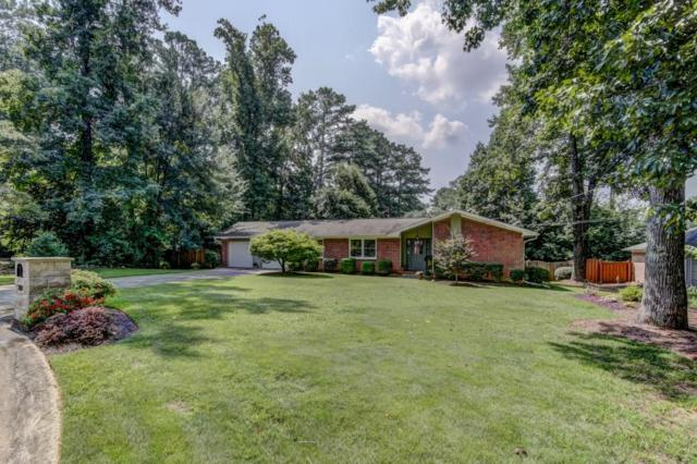 2920 Meade Circle SE, Marietta, GA 30067 (MLS #6078008) :: The Cowan Connection Team
