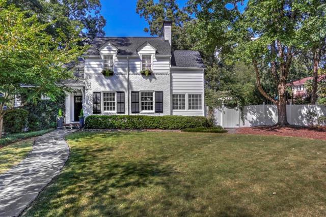 470 Brentwood Drive NE, Atlanta, GA 30305 (MLS #6078084) :: Iconic Living Real Estate Professionals