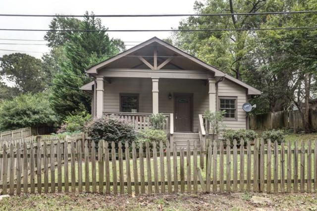 2231 Forrest Place NW, Atlanta, GA 30318 (MLS #6078122) :: Todd Lemoine Team