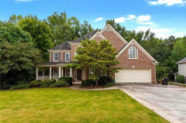6225 Benbrooke Drive NW, Acworth, GA 30101 (MLS #6078254) :: The Russell Group