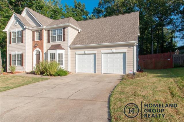 1170 Hidden Pond Lane, Roswell, GA 30075 (MLS #6078298) :: RE/MAX Paramount Properties