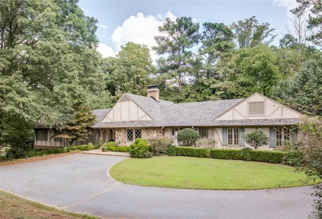 4227 Sentinel Post Road NW, Atlanta, GA 30327 (MLS #6078299) :: Todd Lemoine Team