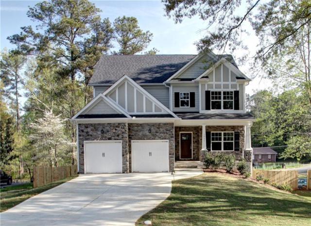 2470 Davis Drive SE, Smyrna, GA 30080 (MLS #6078346) :: RE/MAX Paramount Properties