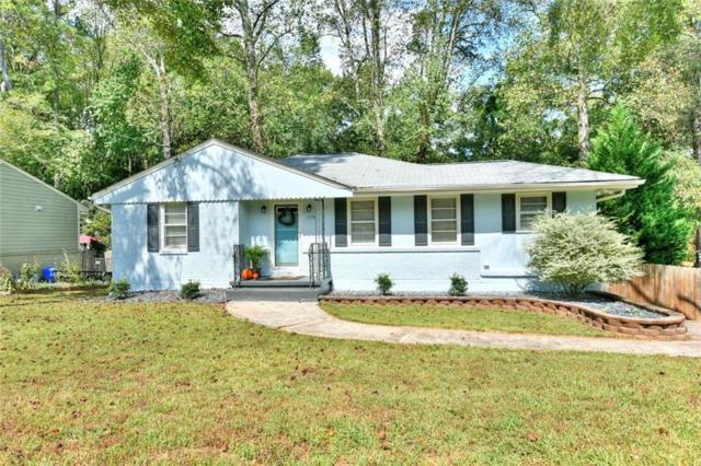 1175 Pinehurst Drive SE, Smyrna, GA 30080 (MLS #6078362) :: The Cowan Connection Team