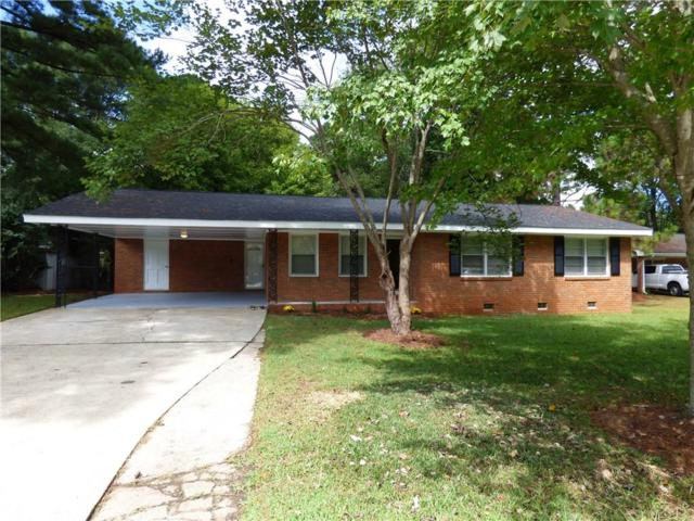 1216 Dove Ct Court, Morrow, GA 30260 (MLS #6078448) :: The Cowan Connection Team