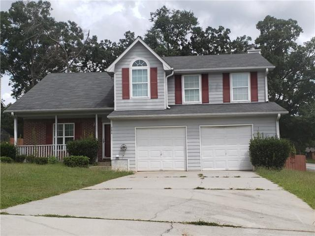 284 Cheri Place, Jonesboro, GA 30238 (MLS #6078534) :: The Zac Team @ RE/MAX Metro Atlanta
