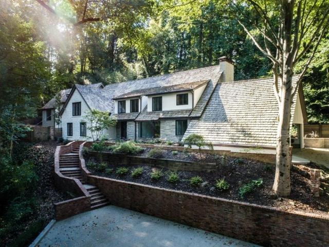 450 Valley Road NW, Atlanta, GA 30305 (MLS #6078543) :: RE/MAX Paramount Properties