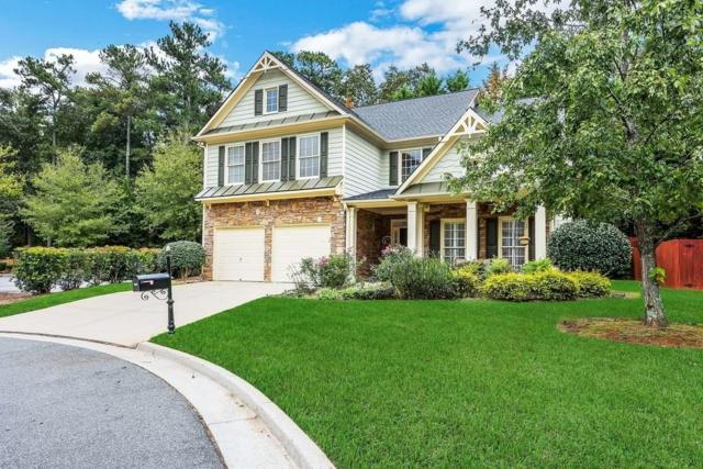 2748 Stillwater Lake Lane, Marietta, GA 30066 (MLS #6078551) :: Iconic Living Real Estate Professionals