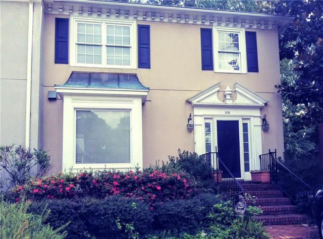 305 Brantley Road, Sandy Springs, GA 30350 (MLS #6078573) :: The Russell Group