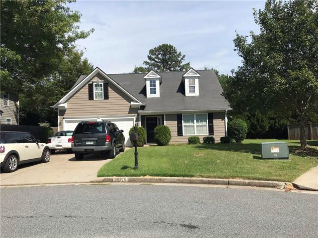 1469 Hampton View Court, Marietta, GA 30008 (MLS #6078665) :: The Russell Group
