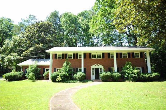 4477 Haverstraw Drive, Dunwoody, GA 30338 (MLS #6078666) :: Good Living Real Estate