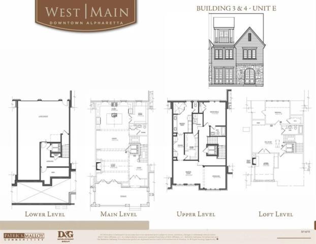 117 Lilly Garden Place #15, Alpharetta, GA 30009 (MLS #6078672) :: RE/MAX Paramount Properties