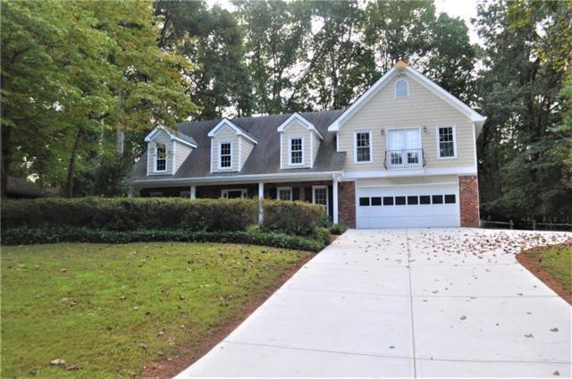 4554 Smoke Rise Lane, Marietta, GA 30062 (MLS #6078675) :: Kennesaw Life Real Estate