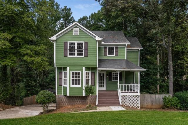 1029 Peace Drive NW, Kennesaw, GA 30152 (MLS #6078682) :: RE/MAX Paramount Properties