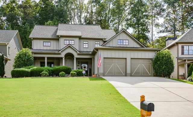 144 Pine Trail, Dallas, GA 30157 (MLS #6078833) :: The Cowan Connection Team