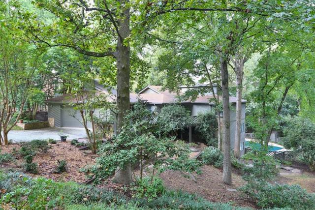 8710 S Mount Drive, Alpharetta, GA 30022 (MLS #6078969) :: North Atlanta Home Team