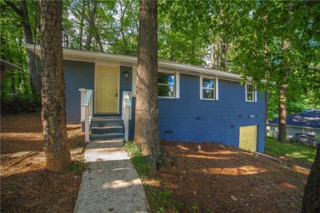 4366 Glenwood Parkway, Decatur, GA 30032 (MLS #6079132) :: RE/MAX Paramount Properties