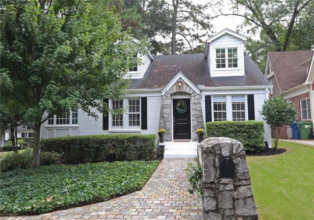 169 Ridgeland Way NE, Atlanta, GA 30305 (MLS #6079135) :: The Zac Team @ RE/MAX Metro Atlanta