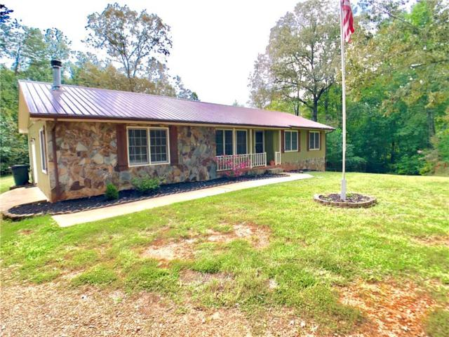 1191 Jenny's Cove Road, Cleveland, GA 30533 (MLS #6079157) :: The Russell Group